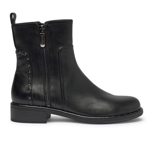 Roxana 13 - Black Combat Boot