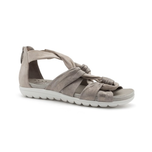 CATRYNE-10 Kid Suede Pewter