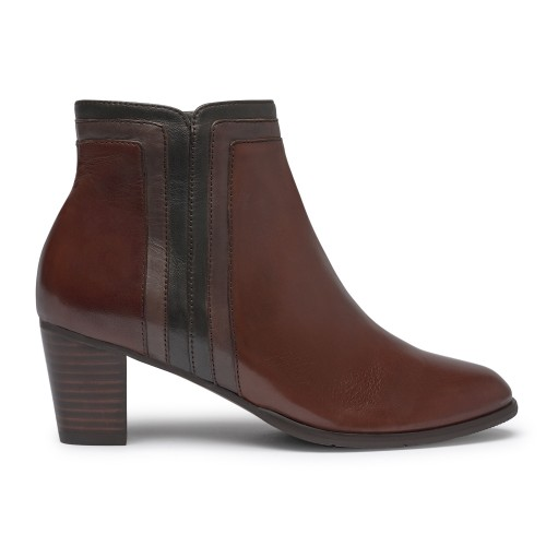 Sonia 24 - Noce / Muschio ankle boot